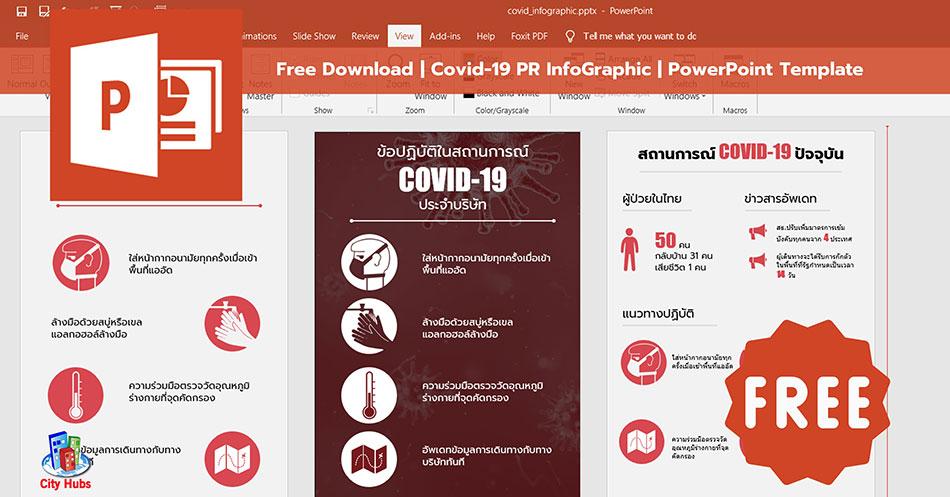 covid 19 template content